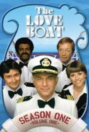 affiche Love Boat