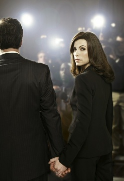 The good wife affiche