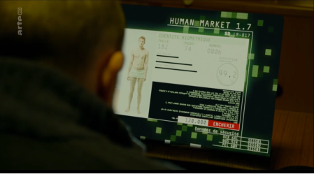 Transfert human market