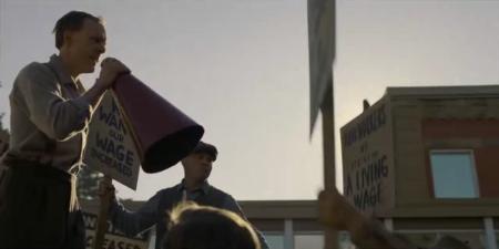 Damnation grève