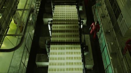 Casa de Papel imprimerie