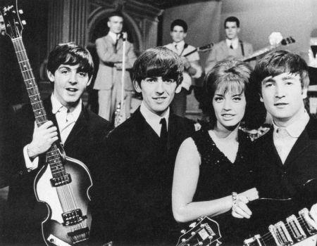 Lill-Babs et les Beatles