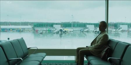 Strangers aéroport