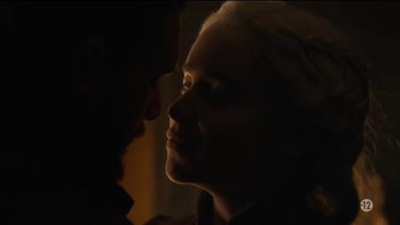 GoT baiser daenerys