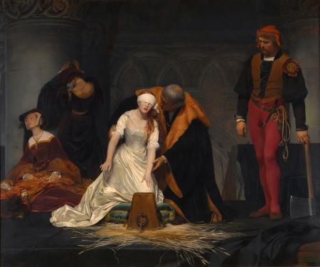 Le supplice de Jane Grey (Paul Delaroche)