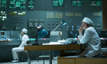 Chernobyl commandes centrale