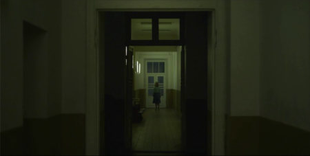 Chernobyl couloir hopital