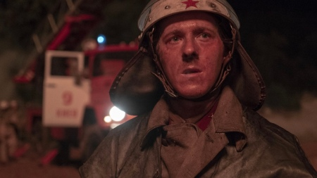 Chernobyl pompier