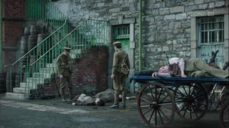 Rebellion soldats + cadavres