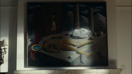 Night peinture + Jay