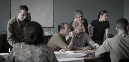 The Spy réunion de travail