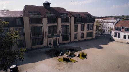 Bauhaus bâtiment