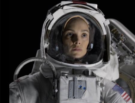 FAM Ellen dans l'espace