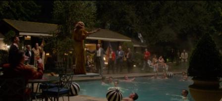 Hollywood piscine